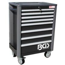 BGS-4111 Szervízkocsi üresen Profi 8 fiókos