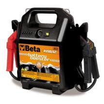 Beta 1498/12 külső gyorsindító és akkumulátortöltő személygépkocsihoz 12 V, hordozható