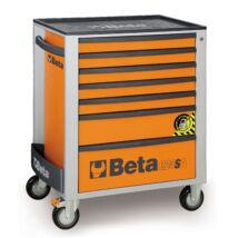 Beta C24SA/7 hétfiókos szerszámoskocsi borulásgátló rendszerrel