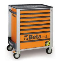 Beta C24SA/8 nyolcfiókos szerszámoskocsi borulásgátló rendszerrel