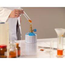 Bunsen laborégő BL1700 1 palackkal