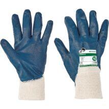 Cerva Free Hand Urbica védőkesztyű, mártott nitril, 8