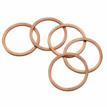 """DeWalt D215854 rézgyűrű, 1/4"""", 5db"""