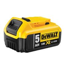 DeWalt DCB184 XR akkumulátor, 18V, 5.0Ah