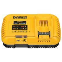 DeWalt DCB117 akkumulátortöltő, univerzális, 12A