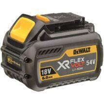 DeWalt DCB546 XR akkumulátor, 18/54V, 6.0Ah