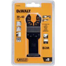 DeWalt DT20723 BiM fa-szögvágó fűrészlap, 43x30mm