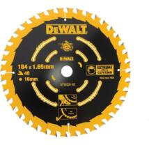 DeWalt DT10303 Extreme körfűrészlap, 40 fog, 184mm