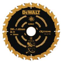 DeWalt DT10304 Extreme körfűrészlap, 24 fog, 190mm