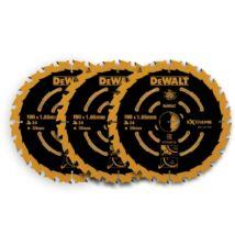DeWalt DT10399 Extreme általános célú fűrészlap, 3db
