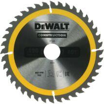 DeWalt DT1945 ipari fűrészlap, 40 fog, 190mm