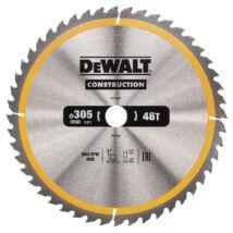 DeWalt DT1959 fűrészlap, 48 fog, 305mm