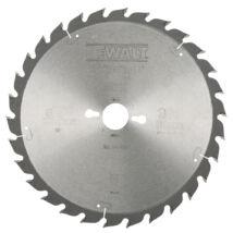 DeWalt DT4226 Extreme körfűrészlap, 30 fog, 250mm