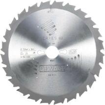DeWalt DT4301 Extreme körfűrészlap, 24 fog, 250mm