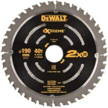 DeWalt DT4394 Composit fűrészlap, 40 fog, 190mm