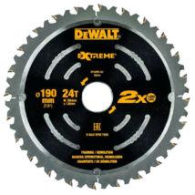 DeWalt DT4395 Demolition fűrészlap, 24 fog, 190mm
