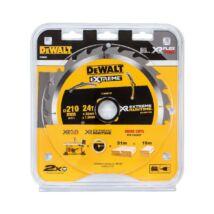 DeWalt DT99565 körfűrészlap, 24 fog, 210mm
