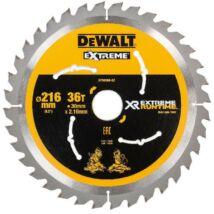 DeWalt DT99569 XR körfűrészlap, 36 fog, 216mm