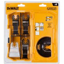 DeWalt DT20715 Multi-Tool tartozék készlet, 5db