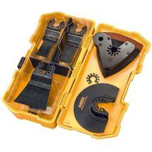 DeWalt DT20731 Multi-Tool tartozék készlet, 8db