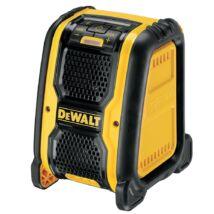 DeWalt DCR006 XR akkus hangszóró, Bluetooth, 10.8-18V (akku és töltő nélkül)