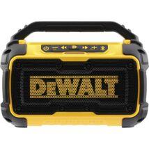 DeWalt DCR011 XR akkus hangszóró, Bluetooth-os, 12V (akku és töltő nélkül)