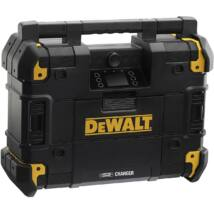 DeWalt DWST1-81078 akkus rádió és töltő, 10.8-54V (akku és töltő nélkül)