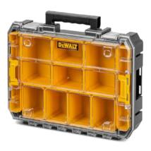 DeWalt TSTAK rendszerező doboz, vízhatlan, 7.8L