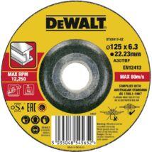 DeWalt DT43917 tisztítókorong fémre, 125x6mm