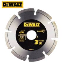 DeWalt DT3761 gyémánttárcsa kemény anyagokhoz, gránithoz, 125mm
