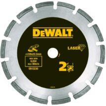 DeWalt DT3773 száraz gyémánt vágótárcsa, 230mm