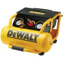 DeWalt DPC10RC elektromos kompresszor, két kivezetéssel, 1.5kW, 10L, 10bar