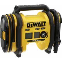 DeWalt DCC018N XR akkus kompresszor, 18V, 11bar (akku és töltő nélkül)