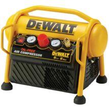 DeWalt DPC6MRC kompresszor, 1.1kW, 6L, 8bar