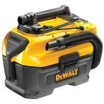 DeWalt DCV584L XR vezetékes-akkus porszívó, száraz-nedves, 54V, 300W, 7.5L (akku és töltő nélkül)