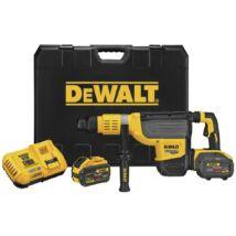 DeWalt DCH773Y2 XR akkus fúrókalapács, SDS Max, 54V, 19.4J (2db 12Ah akkuval és töltővel)