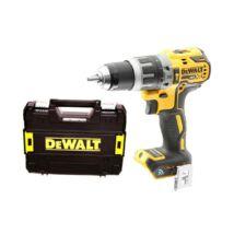 DeWalt DCD792NT XR akkus fúró- csavarozó, 18V, 1.5-13mm, 70Nm (akku és töltő nélkül)