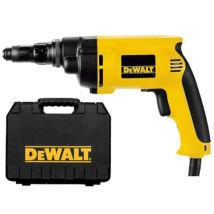 DeWalt DW268K csavarozó, 540W, 6.35mm, 26Nm