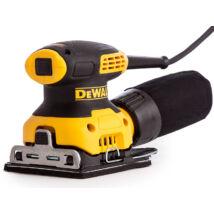 DeWalt DWE6411 1/4 vibrációs csiszoló, 203W