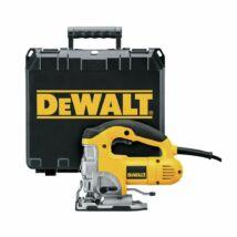 DeWalt DW331K dekopírfűrész, felsőfoganytús, 701W
