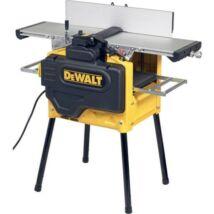 DeWalt D27300 gyalu, egyengető és vastagoló, 2kW