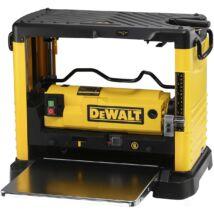 DeWalt DW733 vastagoló gyalu, 1.8kW, 152mm