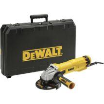 DeWalt DWE4217KD sarokcsiszoló, 1.2kW, 125mm