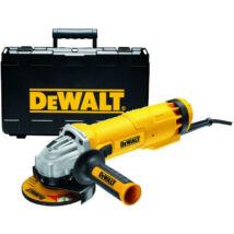 DeWalt DWE4237K sarokcsiszoló, 1.4kW, 125mm