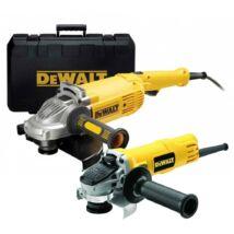 DeWalt DWE492TWIN2 sarokcsiszolószett (DWE492, DWE4157)