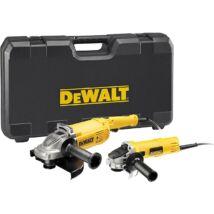 DeWalt DWE494 sarokcsiszolószett (DWE494, DWE4157)
