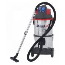 Dedra DED6602 száraz-nedves porszívó vízszűrő egységgel, 1400W, 230V