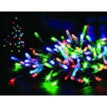 LED karácsonyi izzósor (multicolor) 140db LED, 8m