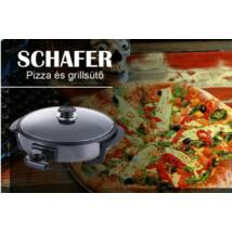 Schafer pizzasütő
