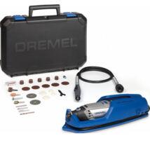 DREMEL® 3000 multifunkcionális szerszám 25 tartozékkal és felexibilis szárral